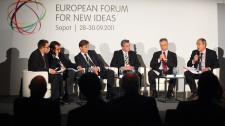 European Forum for New Ideas 2011 – Is the World Destined for Economic Growth?