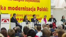 8th Civic Congress - Modernising Poland: From Infrastructure to New Attitudes and Behaviour